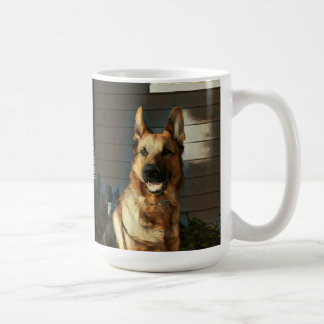 German Shepherd Mug - FLBart