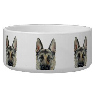German Shepherd original bowl