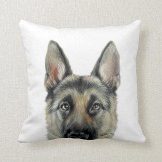 German Shepherd original pillow