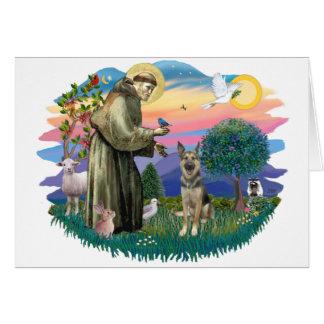 German Shepherd (P) Card