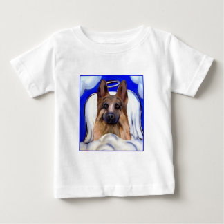 German Shepherd  PET ANGEL Baby T-Shirt