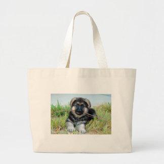 German Shepherd Puppy Bag