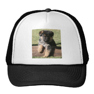 "German Shepherd Puppy ""Big Max"" Trucker Hat"