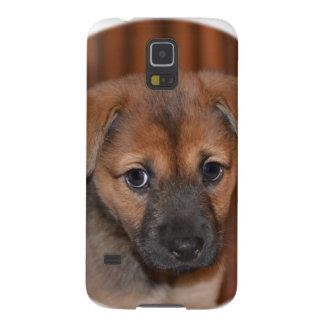 German Shepherd Puppy Galaxy S5 Cover
