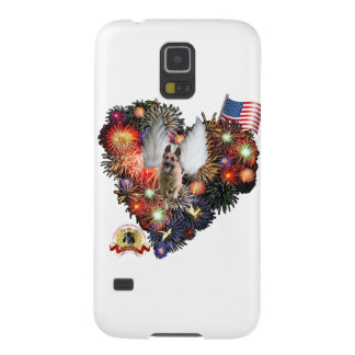German Shepherd Samsung Galaxy S5, Barely There Galaxy S5 Case