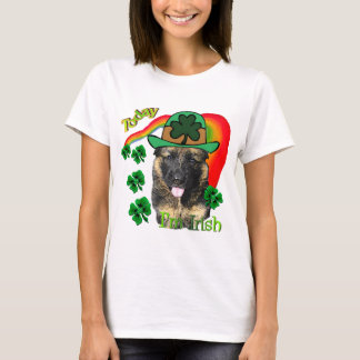 German Shepherd St. Patrick's Day T-Shirt
