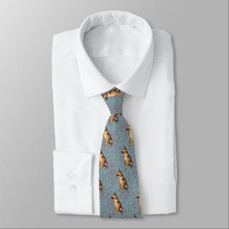 German Shepherd Tie