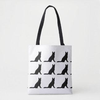 """""""German Shepherd"""" Tote Bag"""