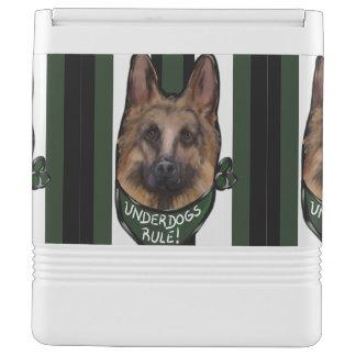 German Shepherd Underdog