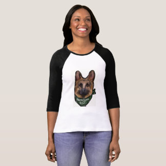 GERMAN SHEPHERD UNDERDOG T-Shirt