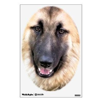 GERMAN SHEPHERD WALL DECAL