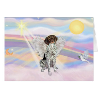 German Short Haired Pointer Card