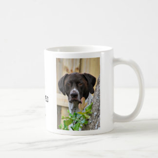 GERMAN SHORT HAIRED POINTER COFFEE MUG