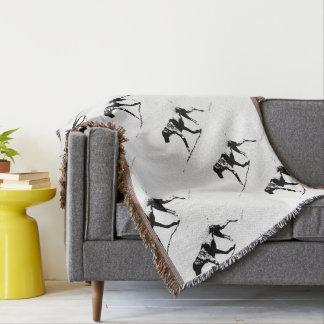 German Shorthair Pointer Throw Blanket ,so cozy!