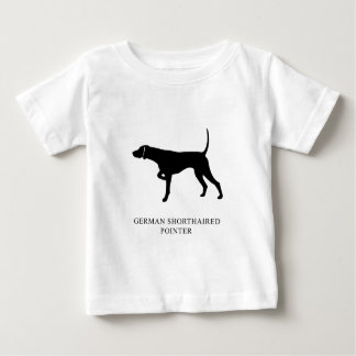 German Shorthaired Pointer Baby T-Shirt