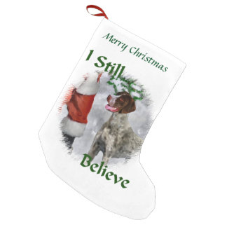 German Shorthaired Pointer Christmas Small Christmas Stocking
