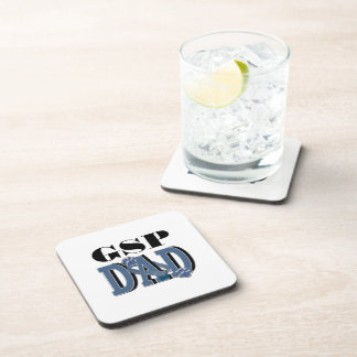 German Shorthaired Pointer DAD Beverage Coasters