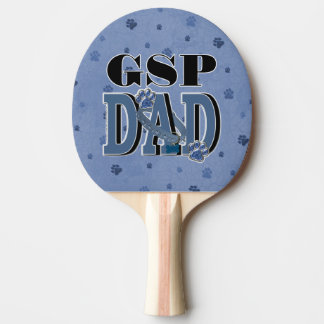 German Shorthaired Pointer DAD Ping-Pong Paddle