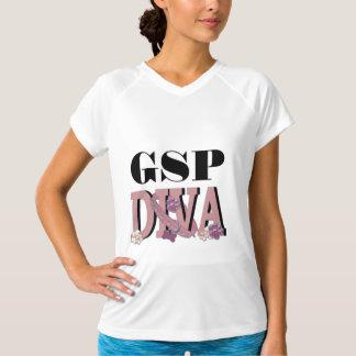 German Shorthaired Pointer DIVA T-Shirt