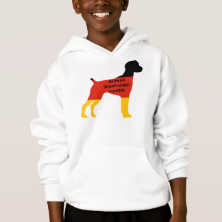 german shorthaired pointer flag silo name germany-