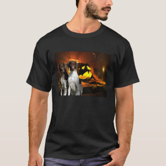 German Shorthaired Pointer Halloween Unisex Shirt