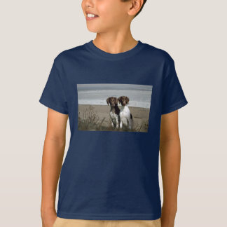 German Shorthaired Pointer Kids Unisex T-Shirt