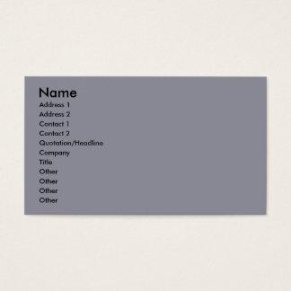 German Shorthaired Pointer - Luke - Riley Business Card