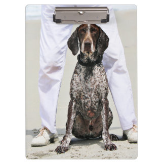 German Shorthaired Pointer - Luke - Riley Clipboards