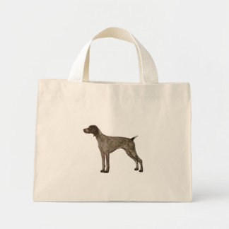 German Shorthaired Pointer Mini Tote Bag