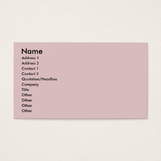 German Shorthaired Pointer MOM Business Card