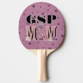 German Shorthaired Pointer MOM Ping Pong Paddle