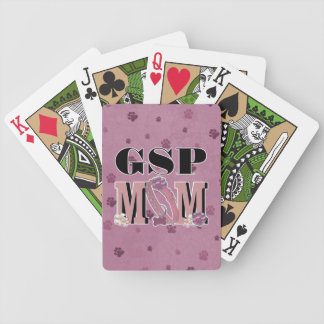 German Shorthaired Pointer MOM Poker Deck