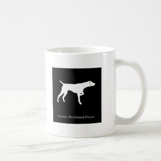 German Shorthaired Pointer Mug (Black Version 2)