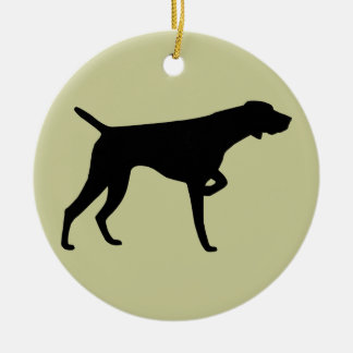 German Shorthaired Pointer Ornament
