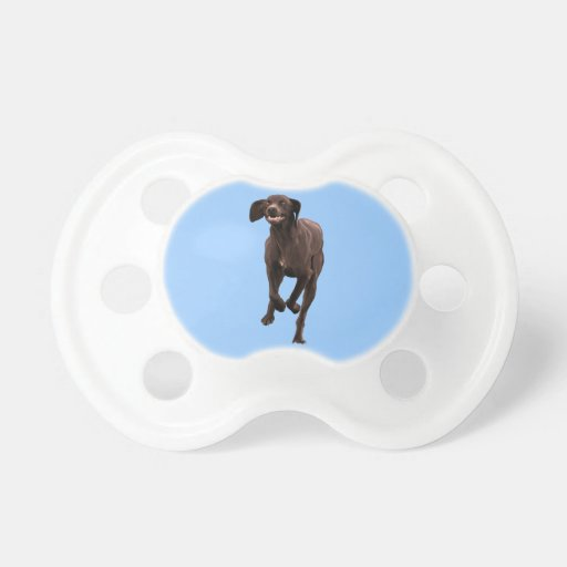 German Shorthaired Pointer Pet-lover Baby Pacifiers
