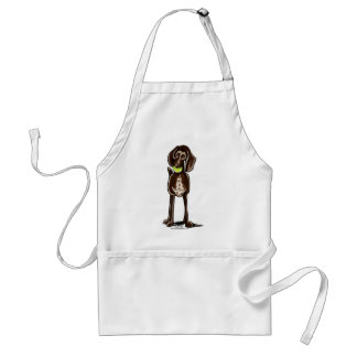 German Shorthaired Pointer Playtime Standard Apron