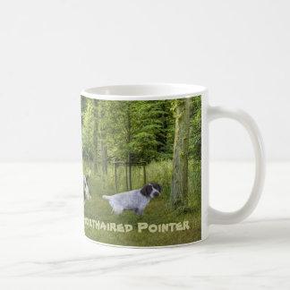 German Shorthaired Pointer Pups Mug