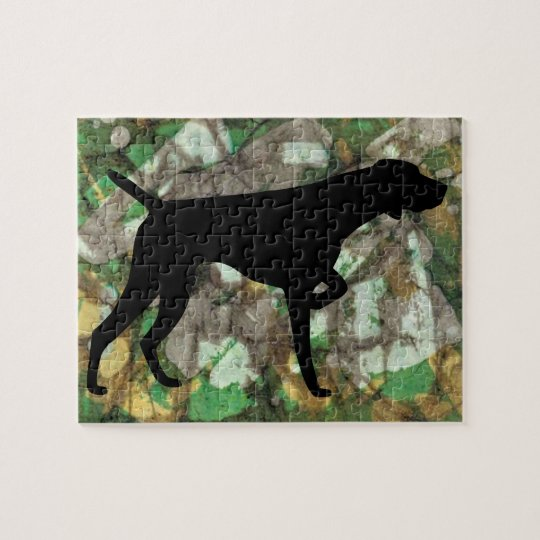 German Shorthaired Pointer Puzzle