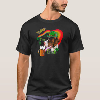 German Shorthaired Pointer St Patricks Day T-Shirt