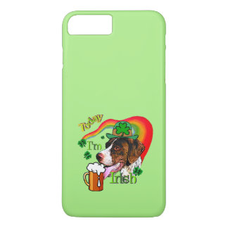 German Shorthaired Pointer St Pattys iPhone 8 Plus/7 Plus Case