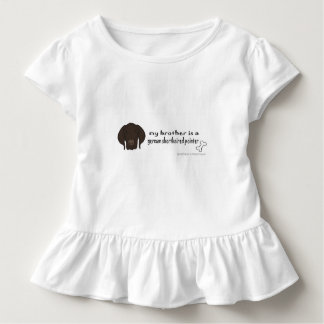 german shorthaired pointer toddler t-shirt