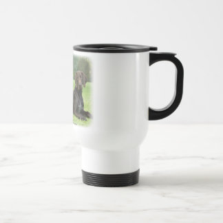German Shorthaired Pointers 9J37D-09 Travel Mug