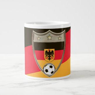 German Soccer 20oz. Large Coffee Mug