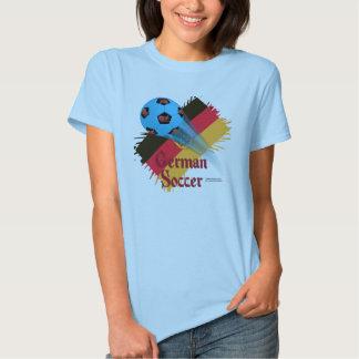 German Soccer Bonanza Ladies Babydoll T-Shirt