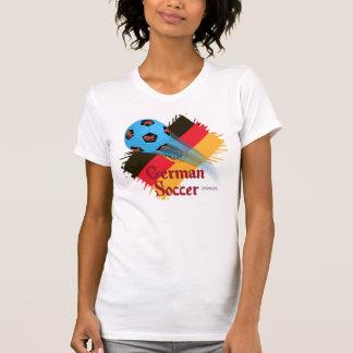 German Soccer Bonanza Ladies Petite T-Shirt