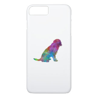 German Spaniel in watercolor iPhone 8 Plus/7 Plus Case