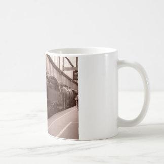 German Steam Locomotive Coffee Mug