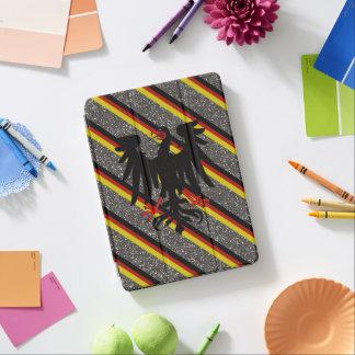 German stripes flag iPad air cover