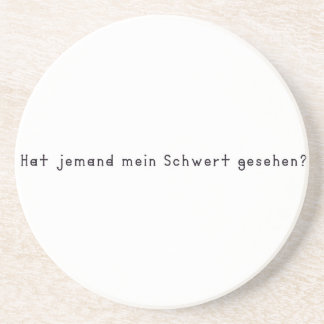 German -Sword Coaster