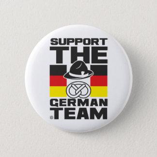 GERMAN TEAM 2 INCH ROUND BUTTON